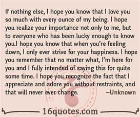 how much i you quotes for him quotesgram