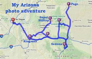 havasu falls arizona map havasu falls arizona map