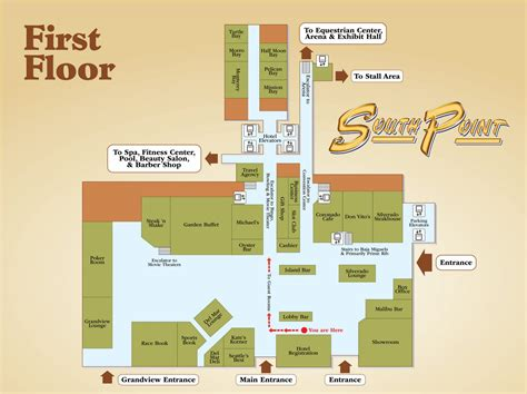 hotel layout vegas south point hotel casino andalusianworld