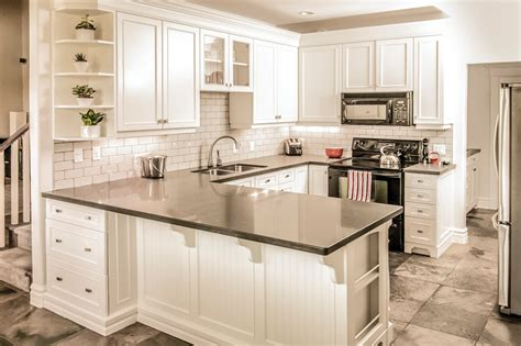 New Kitchen Cabinets On A Budget by Budget Kitchen Makeovers On The Bay Magazine