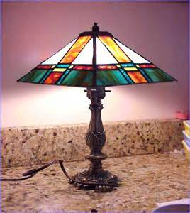 Small stained glass lamp shades home design ideas