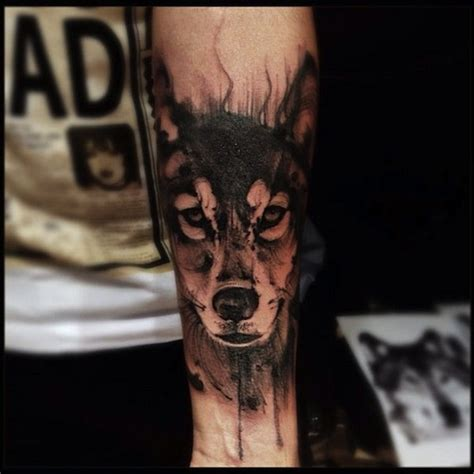unique wolf tattoo designs tattoo collection