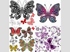 butterflies   Free Stock Vector Art Illustrations, EPS, AI ... Free Clipart Downloads Butterflies