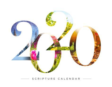 fundraising scripture calendar north valley publications