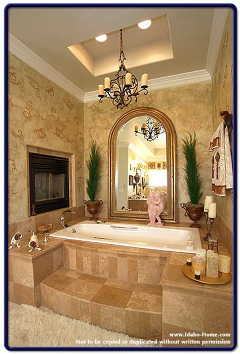 master bath picture gallery master bath pictures of a custom idaho home builder