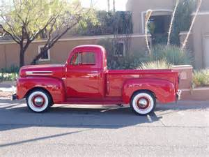 resto rodding a 1950 ford f 1 truck