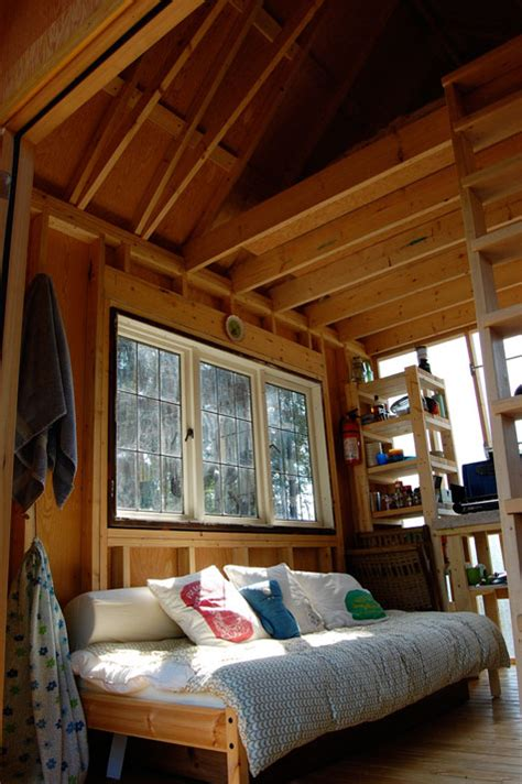 Shed With Sleeping Loft by Four Living In 180 Square