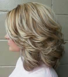 medium length hair with lots of layers 22 hottest medium hairstyles haircuts you ll want to