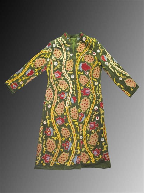 uzbek national traditional clothes silk cotton by sunsilkflowers 190 17 best images about central asian fashion style on