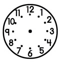 Analog Clock  Broken Coloring Pages sketch template