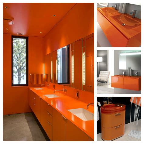 Colour Psychology Using Orange In Interiors The Design Sheppard | colour psychology using orange in interiors the design