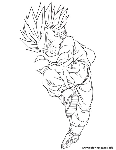 dragon ball z super coloring pages dragon ball super saiyan coloring page coloring pages