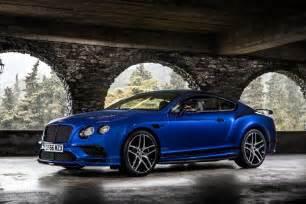 Bentley Supersport New Bentley Continental Supersports 2017 Review Pictures