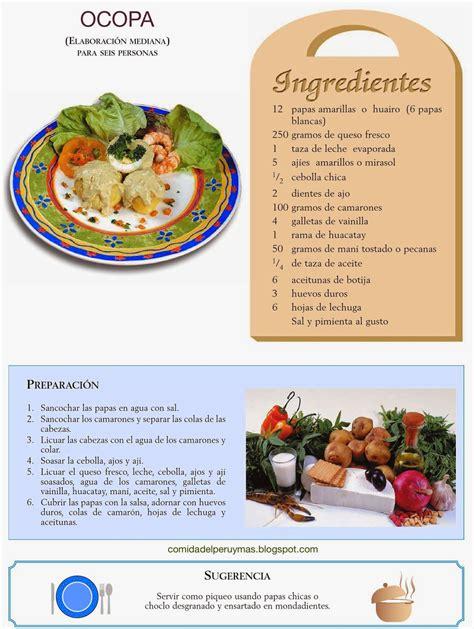 una receta de cocina facil como preparar ocopa receta sencilla recetas de comida