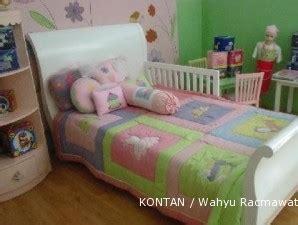 Lu Tidur Klasik laba mengkilap dari usaha perabot anak kelas premium