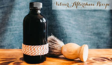 coconut oil monica potter this vetiver aftershave recipe from monica potter is the
