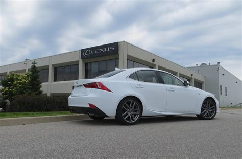 lexus announced 2016 is300 awd youwheel car news