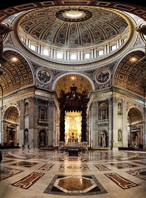 cupola bernini citta vaticano basilica di san pietro bernini s