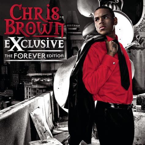chris brown st album chris brown exclusive tracklist album artwork lyrics