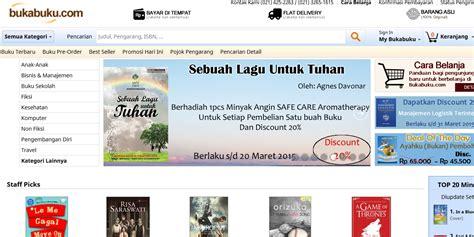 membuat toko online buku 7 toko buku online terpercaya di indonesia aribowo net