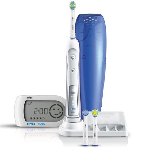 best smart products the ultimate toothbrush test the oral b triumph 5000
