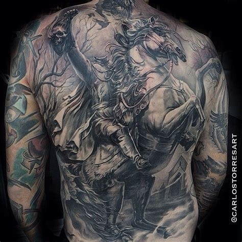 headless horseman tattoo 26 best headless horseman images on