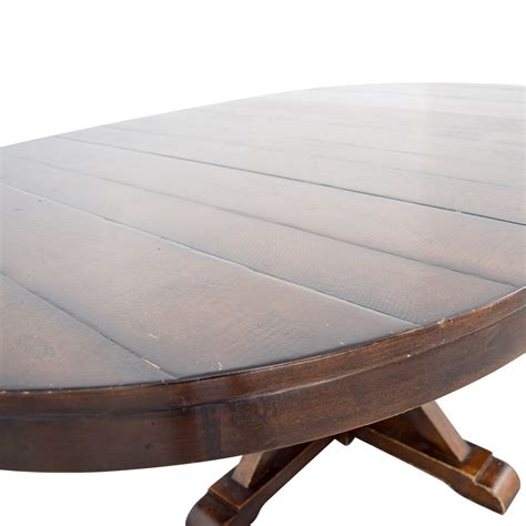Pottery Barn L Sale by Pottery Barn Dining Table For Sale Gorgeous Wood Dining