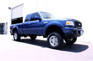 Lifted Ford Edge 01 10 Ford Ranger Edge 2wd 4 Quot Lift Spindles
