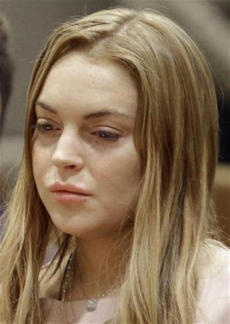 Lindsay Lohan Has No by Lindsay Lohan No Makeup Without Makeup