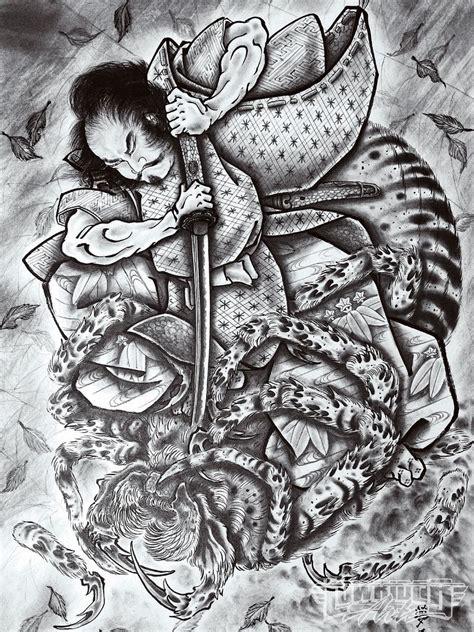 horiyoshi tattoo designs horiyoshi samurai sword samurai samurai