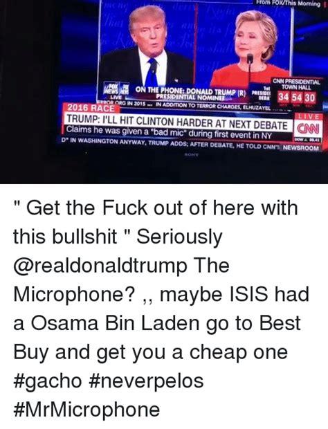 Get The Fuck Out Meme - 25 best memes about osama bin laden osama bin laden memes