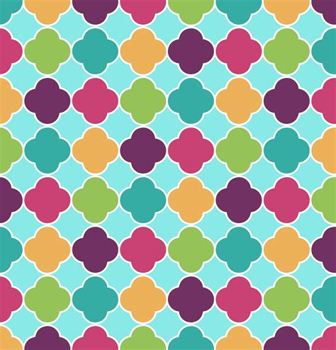 quatrefoil pattern background quatrefoil background colorful free stock photo public