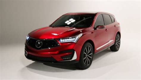 2020 Acura Rdx Aspec by 2020 Acura Rdx Is Redesigned And It Offers A Great