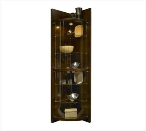 Keep your valued crockery safer in a corner china cabinet