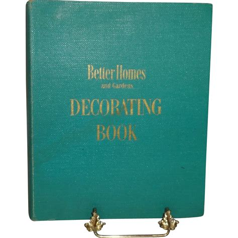 better homes and gardens decorating book edition c