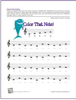 Theory Drill For Children 1 Letter Names theory worksheets pianoteachernola