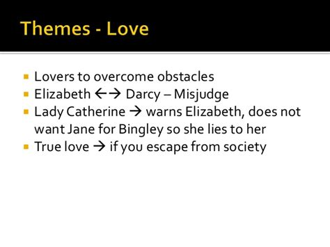 Describe The Themes Motifs And Symbols In Pride And Prejudice | 6 themes motifs symbols pride prejudice