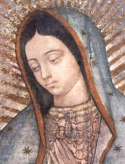 imagen de la virgen de guadalupe interpretacion la virgen de guadalupe