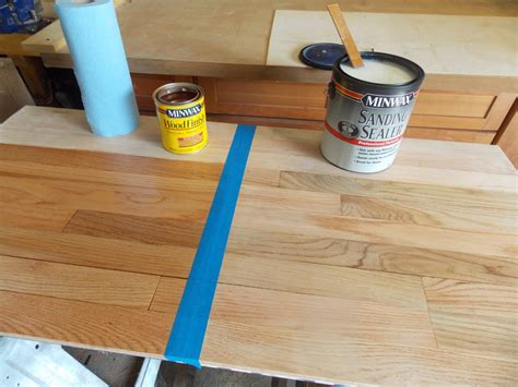 putting new ultimate floor finish to the test minwax