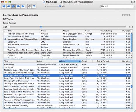 best mp3 player os x best free music players for mac os x digital trends