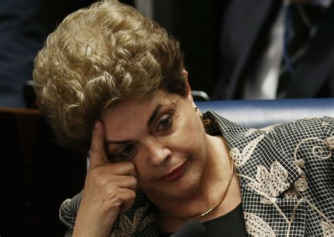 How Can The President Be Removed From Office by Brazil S President Dilma Rousseff Impeached In Senate Vote