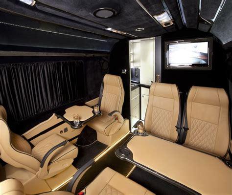 luxury minivan interior klassen excellence sprinter mercedes benz msd 1201 family