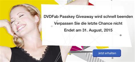 Dvdfab Giveaway - dvdfab passkey giveaway wird schnell beenden mittelstandcafe
