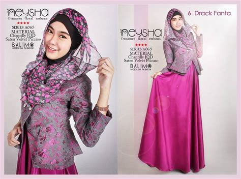 Gamis Big Size Model Baju Gamis Pesta Hairstylegalleries