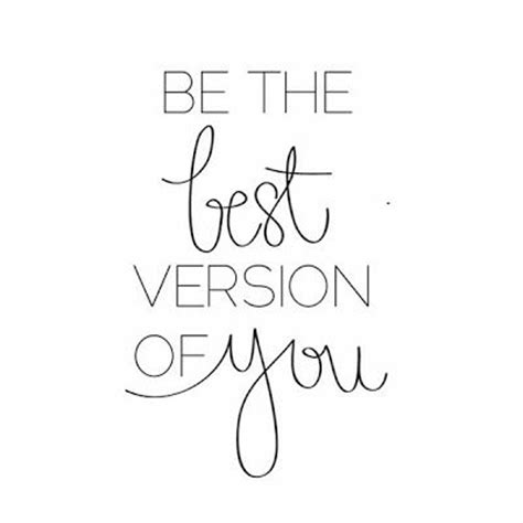 motivation be the best version of yourself books is being the best possible version of yourself on