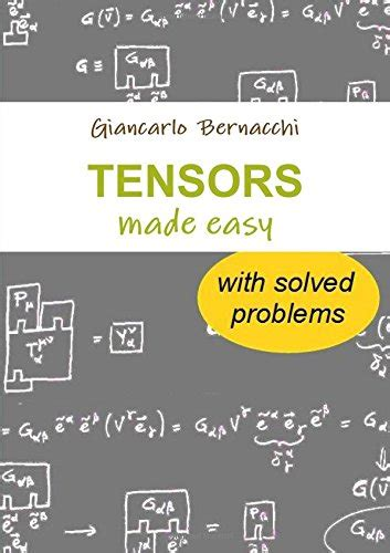 tensors made easy books tensors made easy with solved problems pdf by