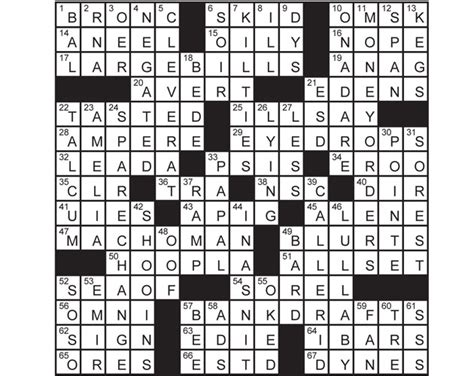usa today crossword march 17 march 2014 crossword that makes cents page 2 of 2
