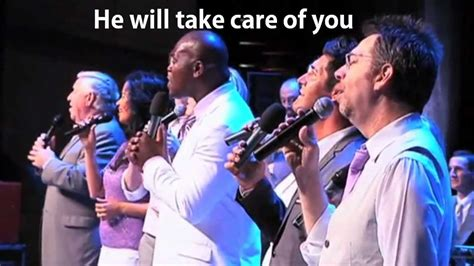 A Place Heritage Singers Lyrics God Will Take Care Of You W Lyrics By The Heritage Singers