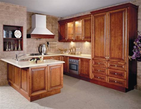 Kitchen Cabinets Solid Wood Kitchen Cabinet Factory Buy Solid Wood Kitchen Furniture