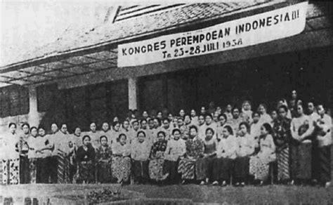 Sejarah Pergerakan Rakyat Indonesiaa Kpringgodigdo kilas sejarah kebangkitan gerakan perempuan indonesia di